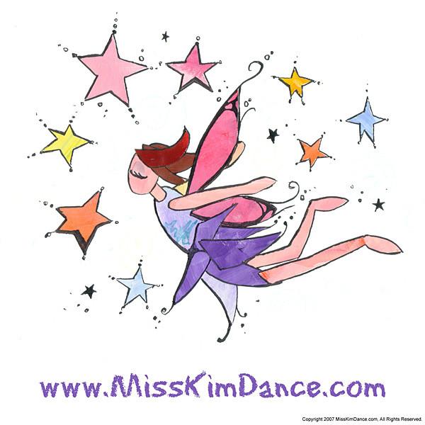 Pretend with Miss Kim Fairy