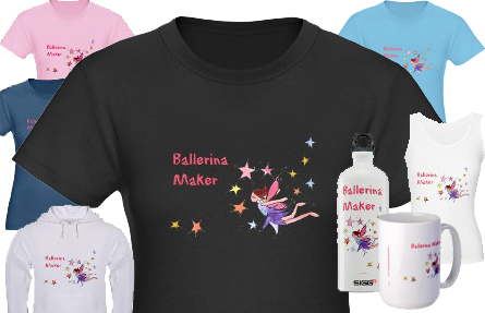 "Show the World You're a ""Ballerina Maker"" Too!"