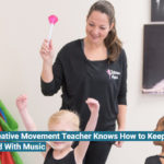This Creative Movement Teacher Knows How to Keep Kids Engaged With Music