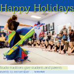 Miss Kim Dance Studio Life Magazine Holiday Traditions Article