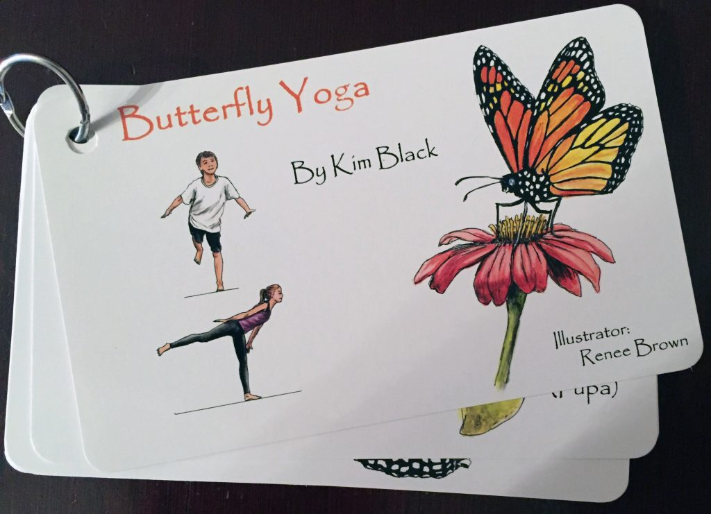 Butterfly Yoga