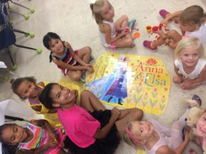 Princess Camp at TBS-Day 3